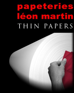 Papeterie Léon Martin - Thin Papers
